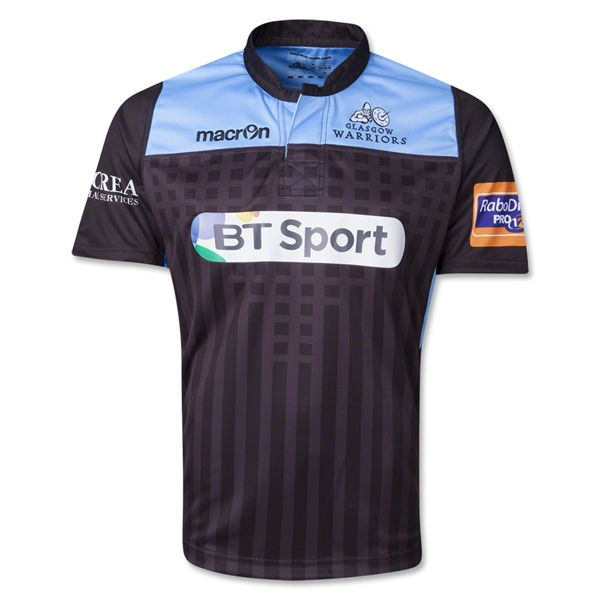 Glasgow Warriors 13/14 Home Rugby Jersey