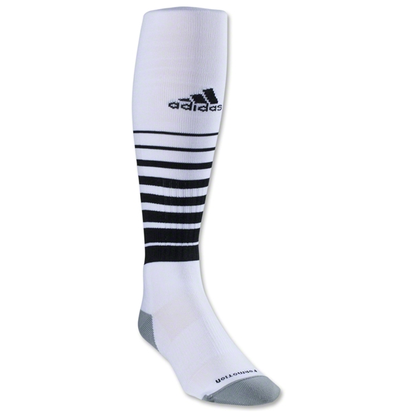 adidas Team Speed Sock (Wh/Bk)