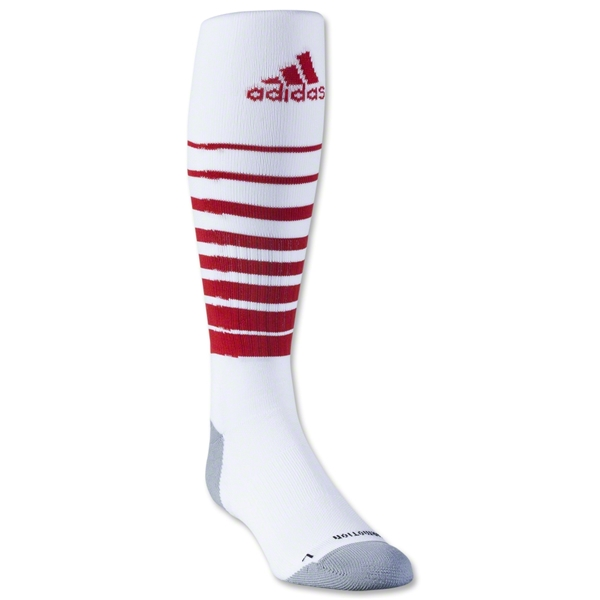 adidas Team Speed Sock (Wh/Sc)