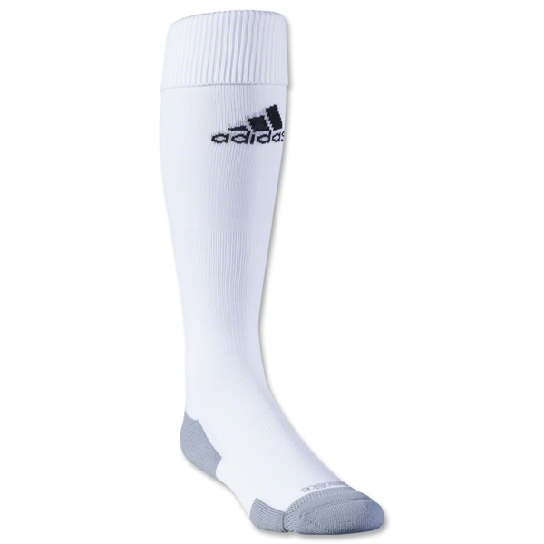 adidas Copa Zone Cushion II Sock (White)