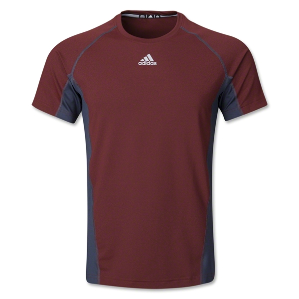 adidas TechFit Top 2013 (Red)