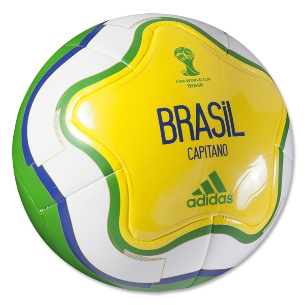 Brazil 2014 FIFA World Cup Capitano Ball