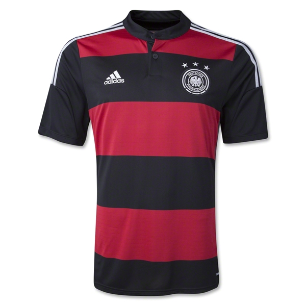 Germany 2014 Away Soccer Jersey