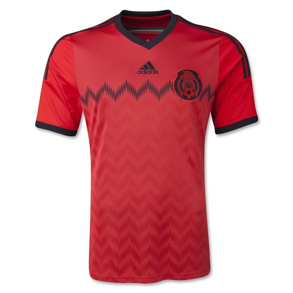 Mexico 2014 Away Soccer Jersey