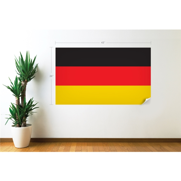 Germany Flag Wall Decal