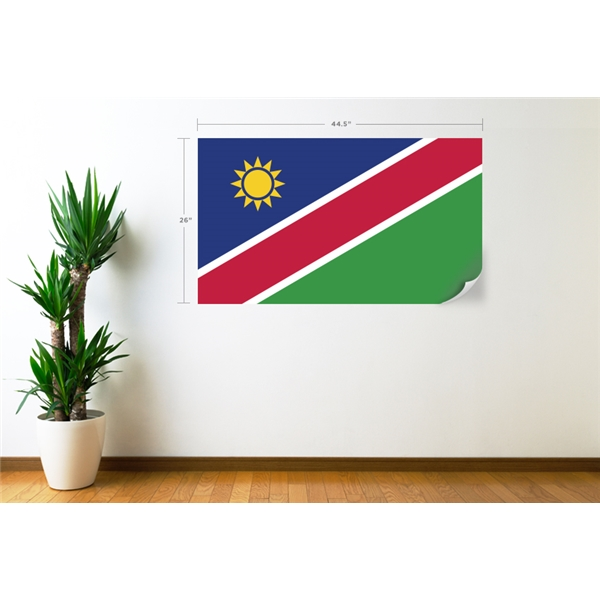 Namibia Flag Wall Decal