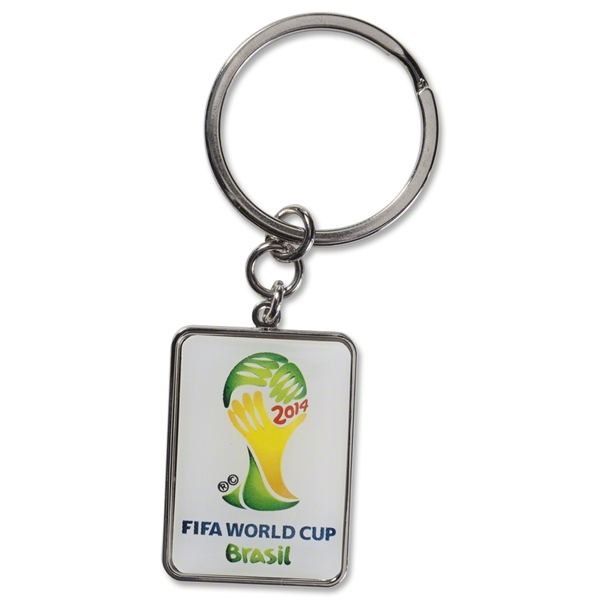2014 FIFA World Cup Brazil(TM) Logo Series Key Chain