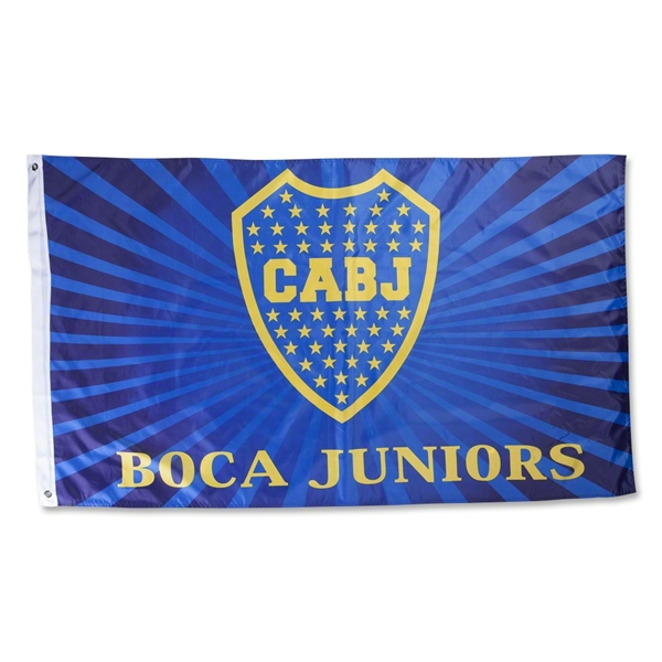 Boca Juniors 3x5 Flag