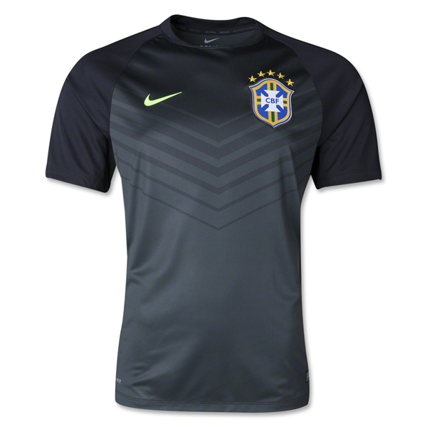 Brazil 2014 Prematch Training Top