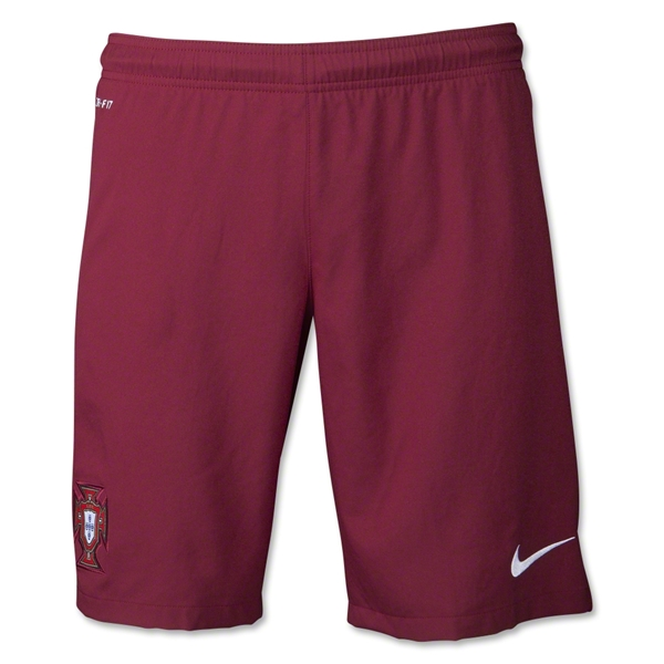 Portugal 2014 Home Soccer Short