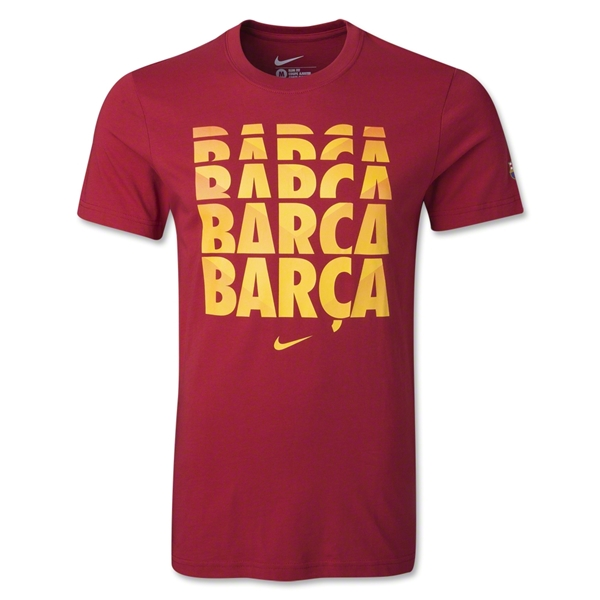 Barcelona Core Type T-Shirt