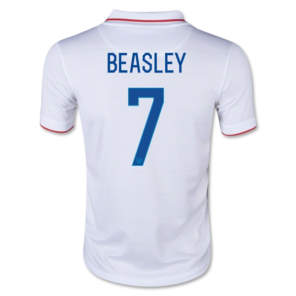 USA 14/15 BEASLEY Youth Home Soccer Jersey