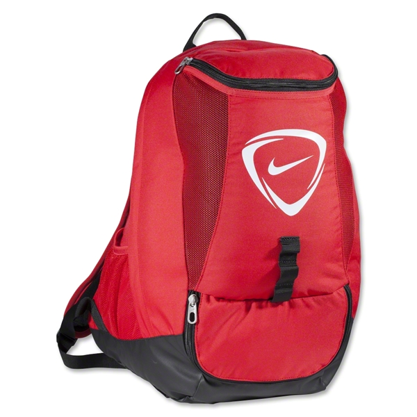 Nike Soccer Club Team Backpack (Red)