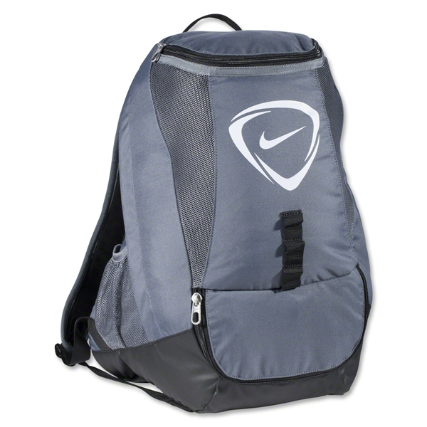 Nike Soccer Club Team Backpack (Gray)