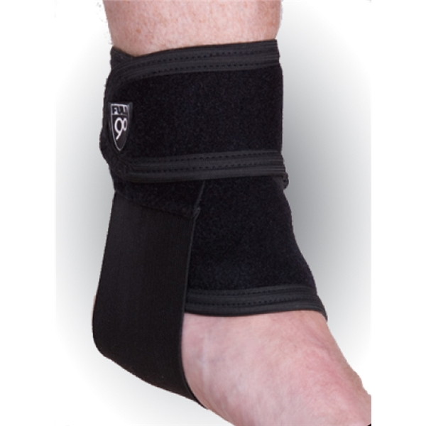 Full 90 Ankle Support-Right (Black)