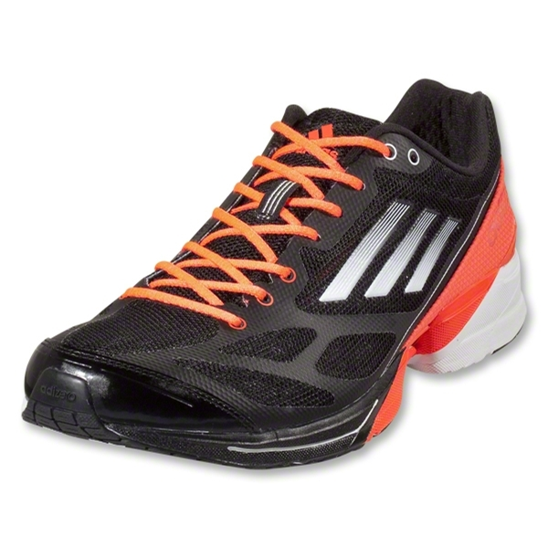 adidas adizero Feather 2 (Black/Running White/Infrared)