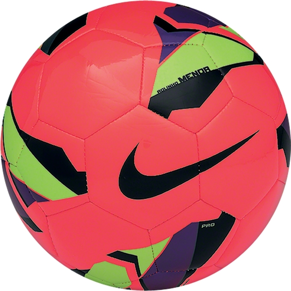 Nike Rolinho Menor Ball (Total Crimson/Electro Purple/Neo Lime/Black)