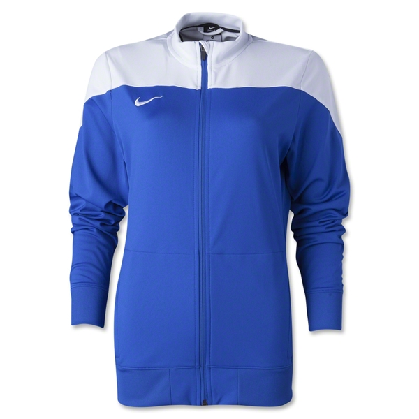 Nike Women's Squad 14 Sideline Knit Jacket (Royal)