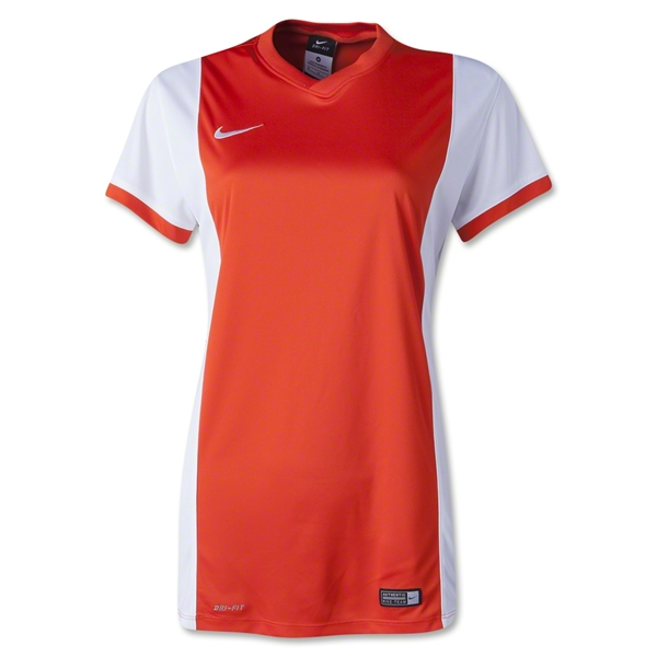 Nike Women's Park Derby Jersey (Orange)