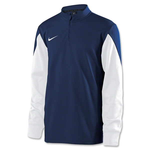 Nike Long Sleeve Squad 14 Midlayer (Navy)