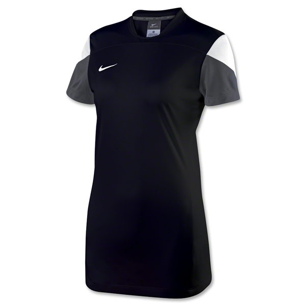 Nike Women's Squad 14 Training Top (Black)