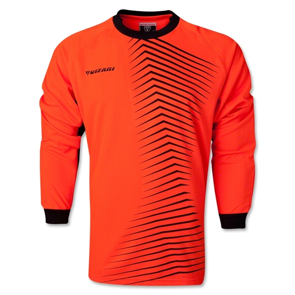 Vizari Novara Goalkeeper Jersey (Orange)