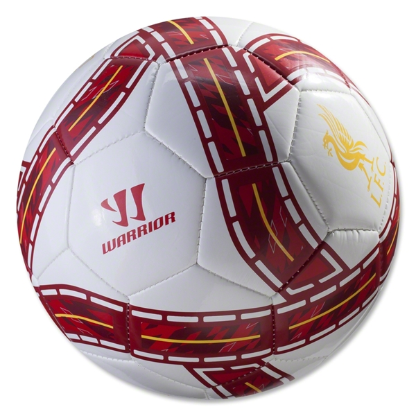 Liverpool Training Soccer Ball