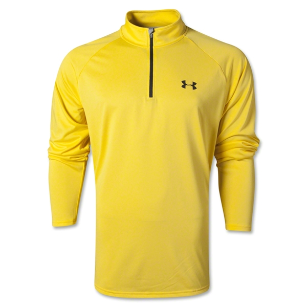 Under Armour Tech 1/4 Zip Top (Yellow)
