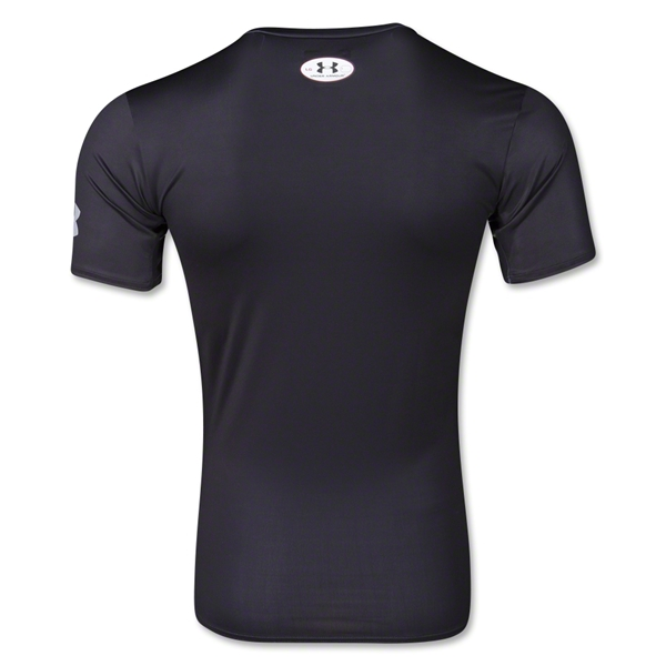Under Armour Alter Ego Superman Black Compression Shirt