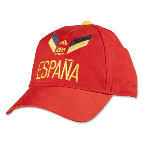 Spain 2014 FIFA World Cup Brazil(TM) Cap