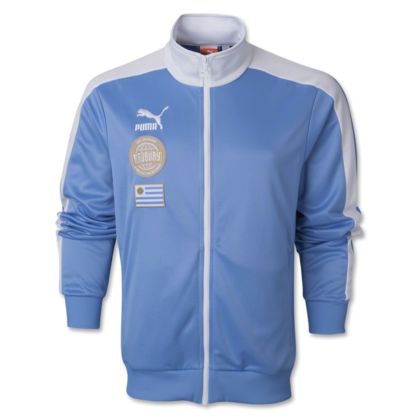 Uruguay Archives T7 Track Jacket