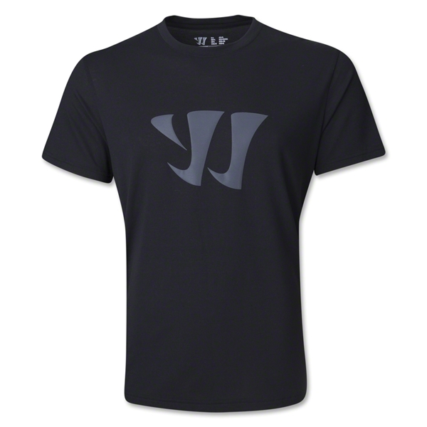 Warrior Reflective W Tech T-Shirt (Black)