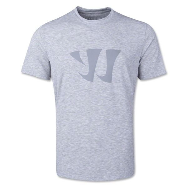 Warrior Reflective W Tech T-Shirt (Gray)