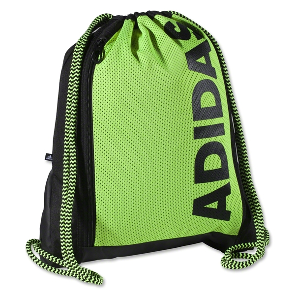 adidas Throttle Sackpack (Yellow)