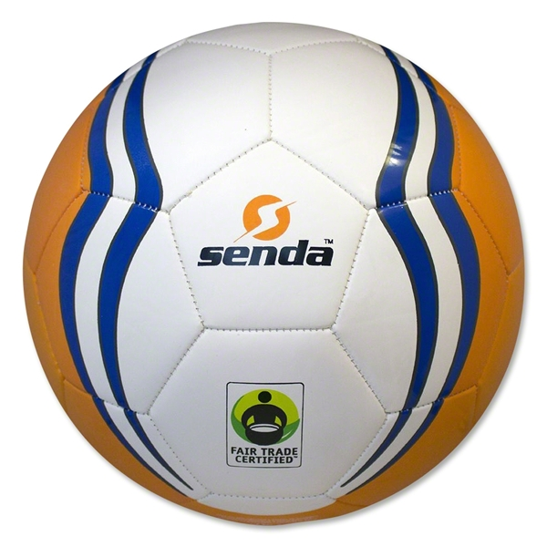 Senda Alegre Fair Trade Ball (Wh/Or)