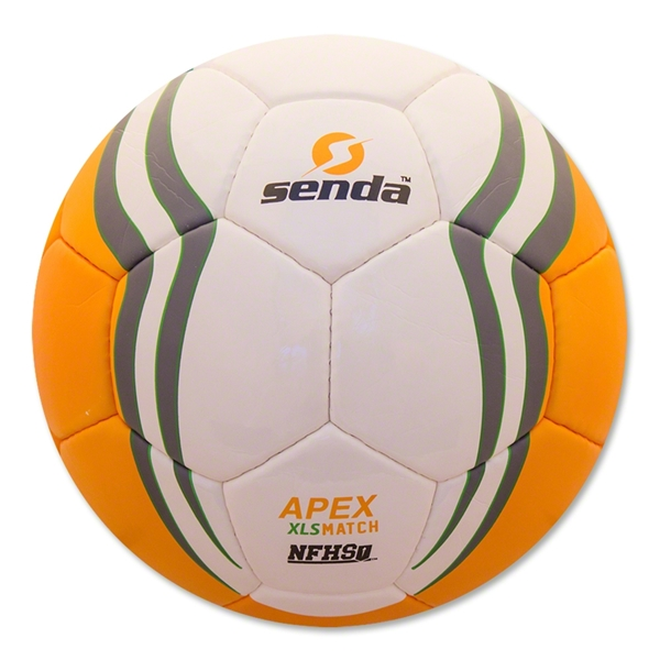 Senda Apex XLS Fair Trade Ball (Wh/Or)