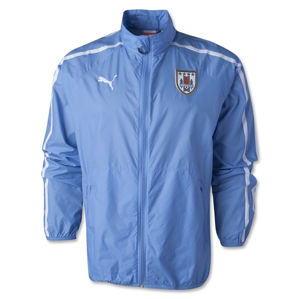 Uruguay 2014 Walk Out Jacket