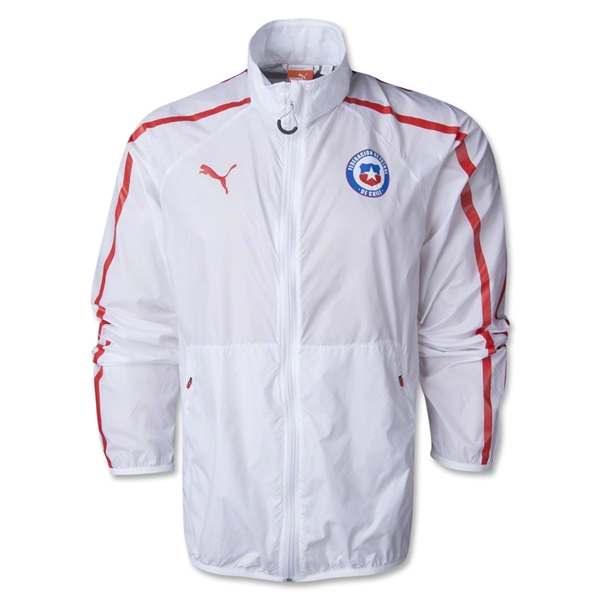 Chile 2014 Walkout Jacket