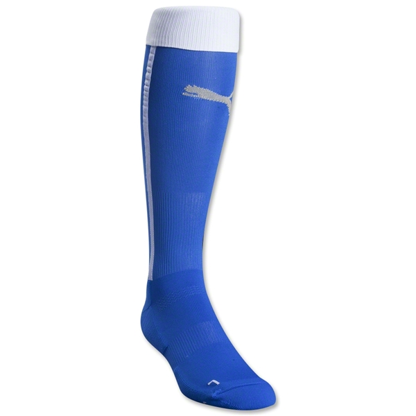 Italy 2014 Home Soccer Sock