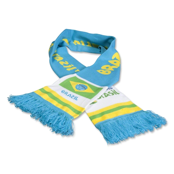 Brazil 2014 FIFA World Cup Brazil(TM) Long Scarf