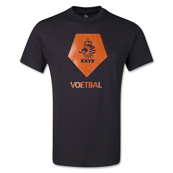 Netherlands Metallic Crest T-Shirt