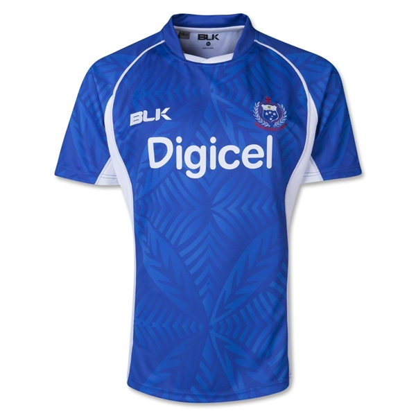 Samoa 13/14 Home Rugby Jersey