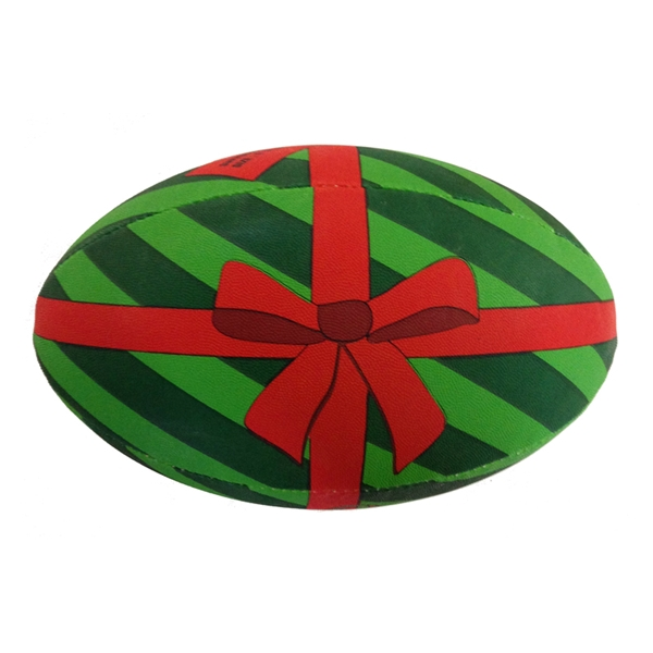 Gift Wrap Supporter Rugby Ball