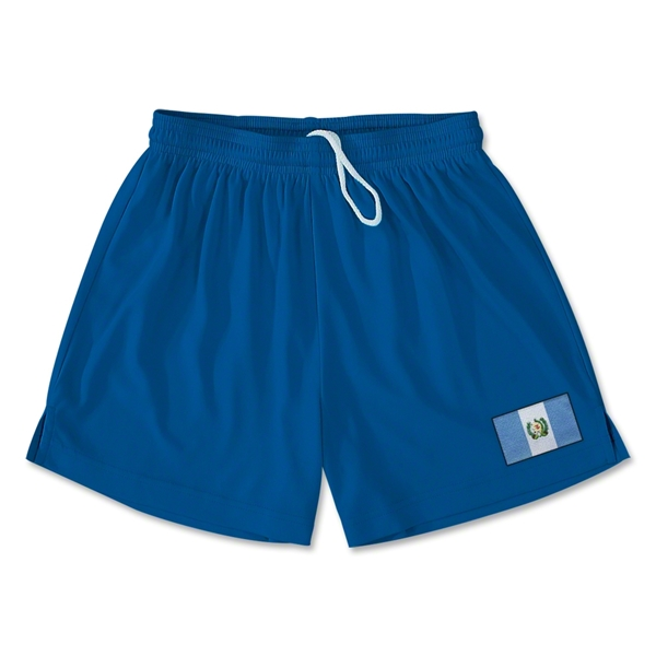 Guatemala Team Soccer Shorts (Royal)