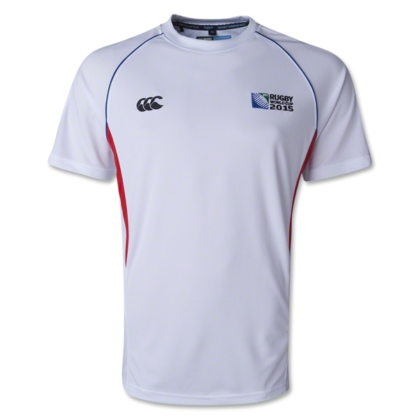 Rugby World Cup 2015 Winger T-Shirt (White)