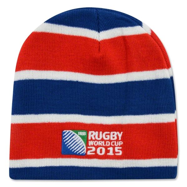 Rugby World Cup 2015 Hoop Stripe Beanie