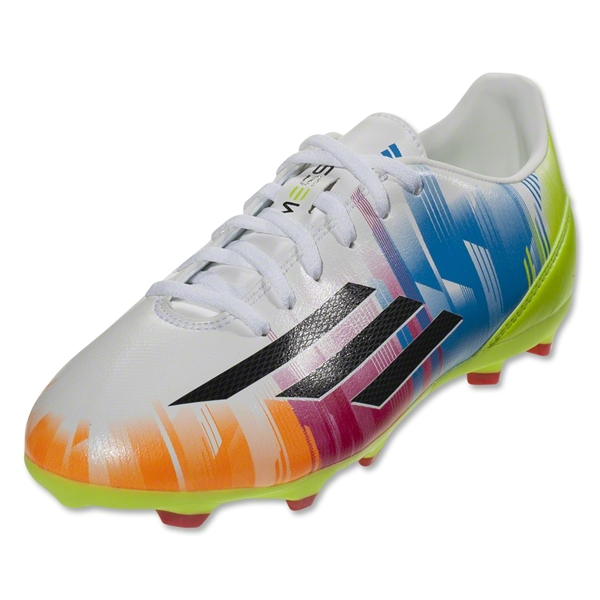 adidas F10 TRX FG Junior Messi (Running White/Black)