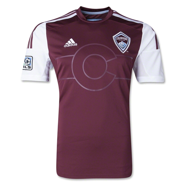 Colorado Rapids 2014 Replica Primary Soccer Jersey