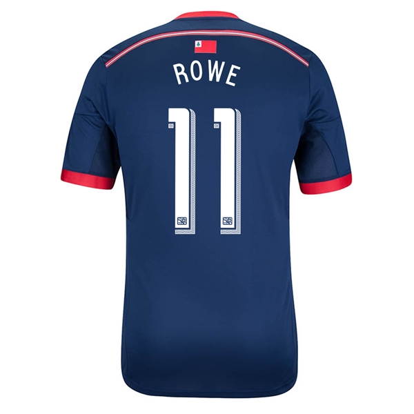 New England Revolution 2014 ROWE Primary Soccer Jersey