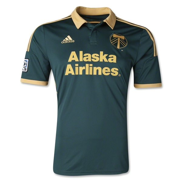 Portland Timbers 2014 Replica Third Soccer Jersey